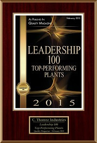 Leadership 100 Top Plants